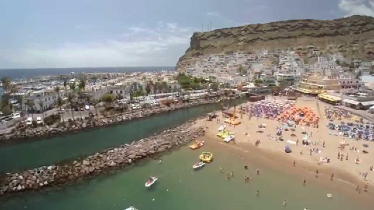 Puerto de mogan marina apartment 318 youtube - Marina apartments puerto de mogan ...