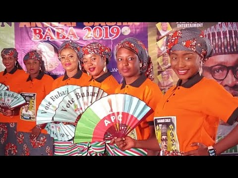 Download Ado Gwanja Naziru Sarkin Waka Ali Jita Nazifi Asnanci_Akan Daga Zabe Baba Buhari 2019