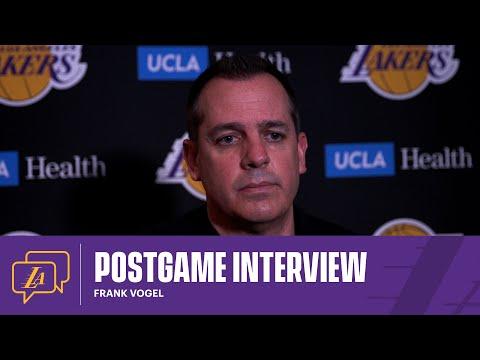 Lakers Postgame: Frank Vogel (3/3/21)