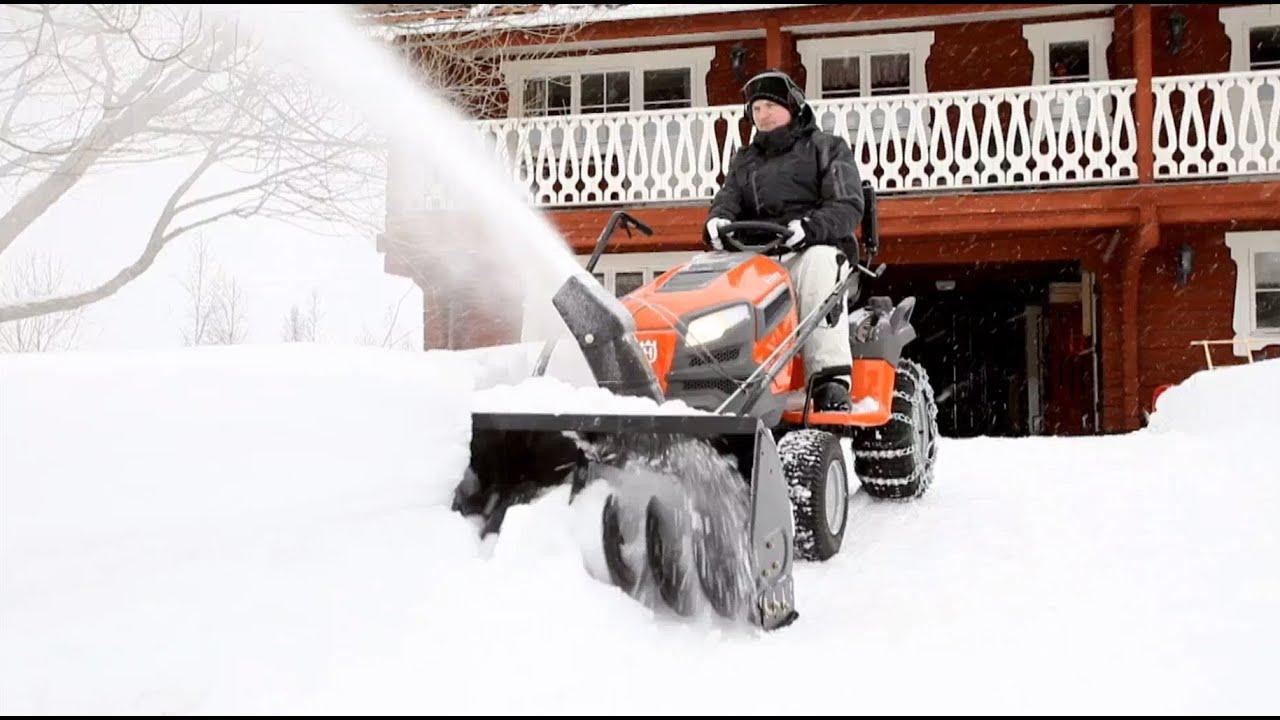 Snow 42 Attachment Craftsman Thrower