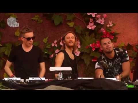 David Guetta vs Nicky Romero vs Afrojack - Live at Tomorrowland 2013