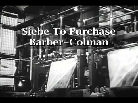 Part 2 - The Barber-Colman Story
