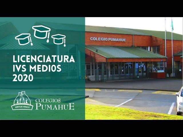 Licenciatura IV Medio A - Pumahue Puerto Montt