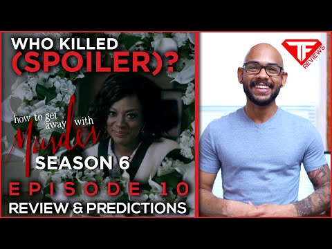 Who KILLED Asher?? | How To Get Away With Murder Season 6 Episode 10 | Review & Predictions