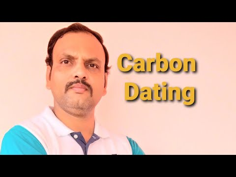 Carbon Dating By A.V.S.Sharma