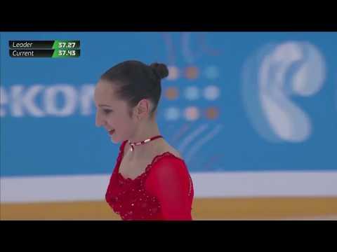 Russian Nationals Ladies Fs Polina 112