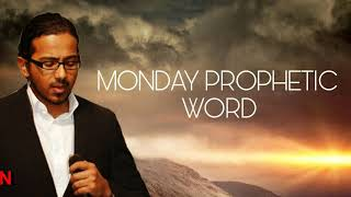 GOD WANTS YOU TO BE POSITIONED CORRECTLY, Monday Prophetic Word with Ev. Gabriel Fernandes 15 July