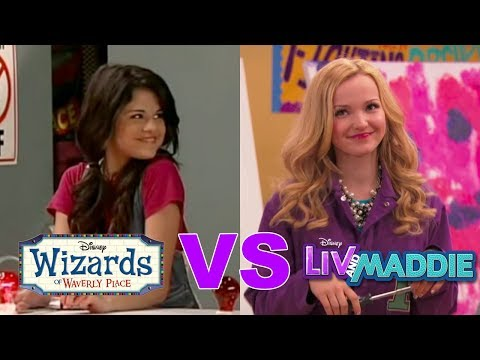 LIV AND MADDIE COPIED WIZARDS OF WAVERLY PLACE??