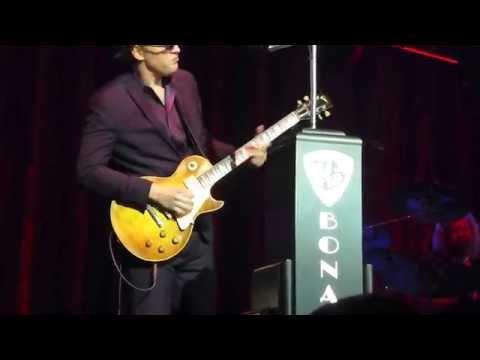 Killer Slide Intro~Joe Bonamassa~Trouble Town/ Double Trouble~Las Vegas