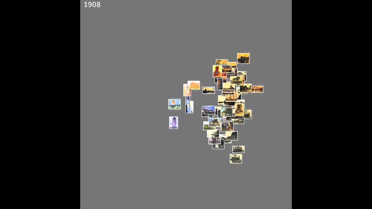 Software Studies Initiative: ImagePlot visualization