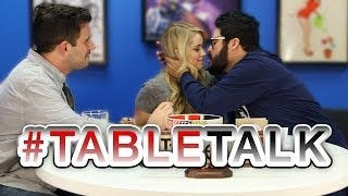 More Making Out on #Table Talk!