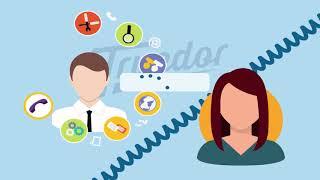 Truedor Partner Programme Animation