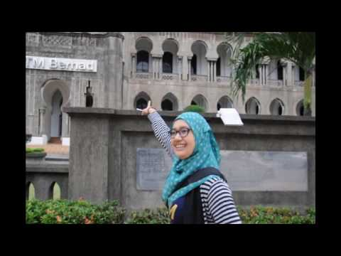Jelajah Kuala Lumpur : Muzium Kesenian Islam Malaysia / Islamic Art Museum Malaysia
