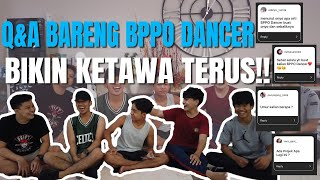 The Onsu Family - Q&A bareng BPPO Dancer, bikin ketawa terus!!
