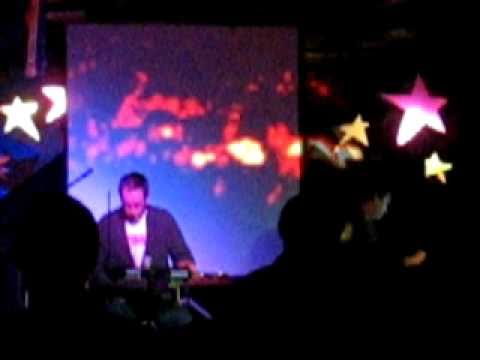 Duet for Theremin and Lap Steel at WREK birthday celebration