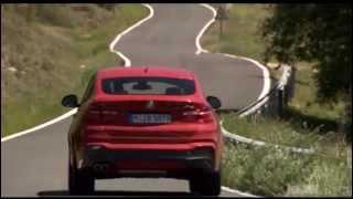 Ekskluzivno u Španiji imali smo prilike da testiramo najnoviji BMW-ov model X4, uživajte!