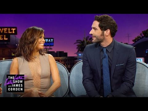 Tom Ellis & James Want to Attend Eva Longoria's Wedding