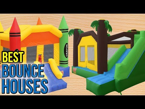 10 Best Bounce Houses 2017