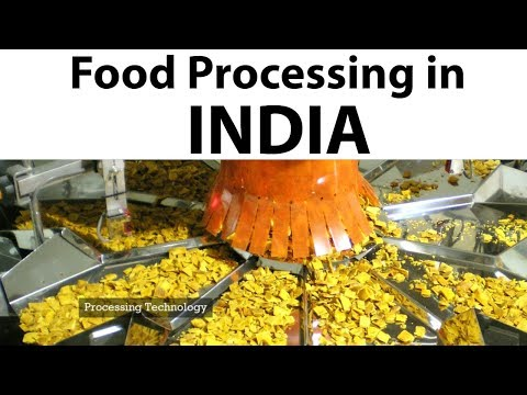 Food processing industry in India - How does it work? Know about its components and future map