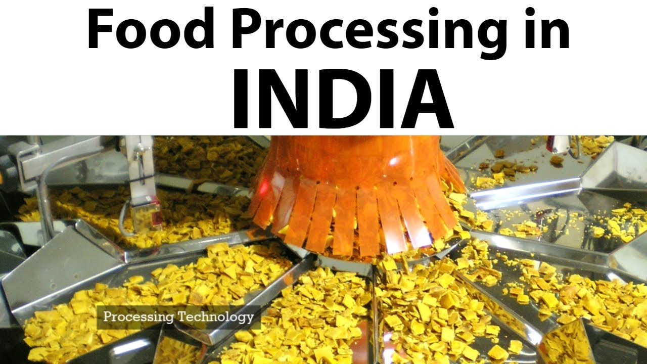 a study of the indian food processing industry The food processing industry in india can make crucial contribution in the nation's food security under the light of post-harvest losses of about 25 to 30 % in our country, food processing industries are required to tap the wastage.