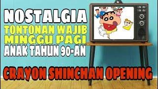 Crayon Shinchan Opening Gitar Cover By Rama Hadinata