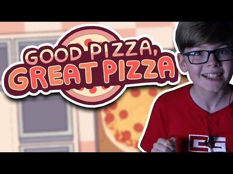 Good Pizza! GREAT PIZZA! Nom nom xD