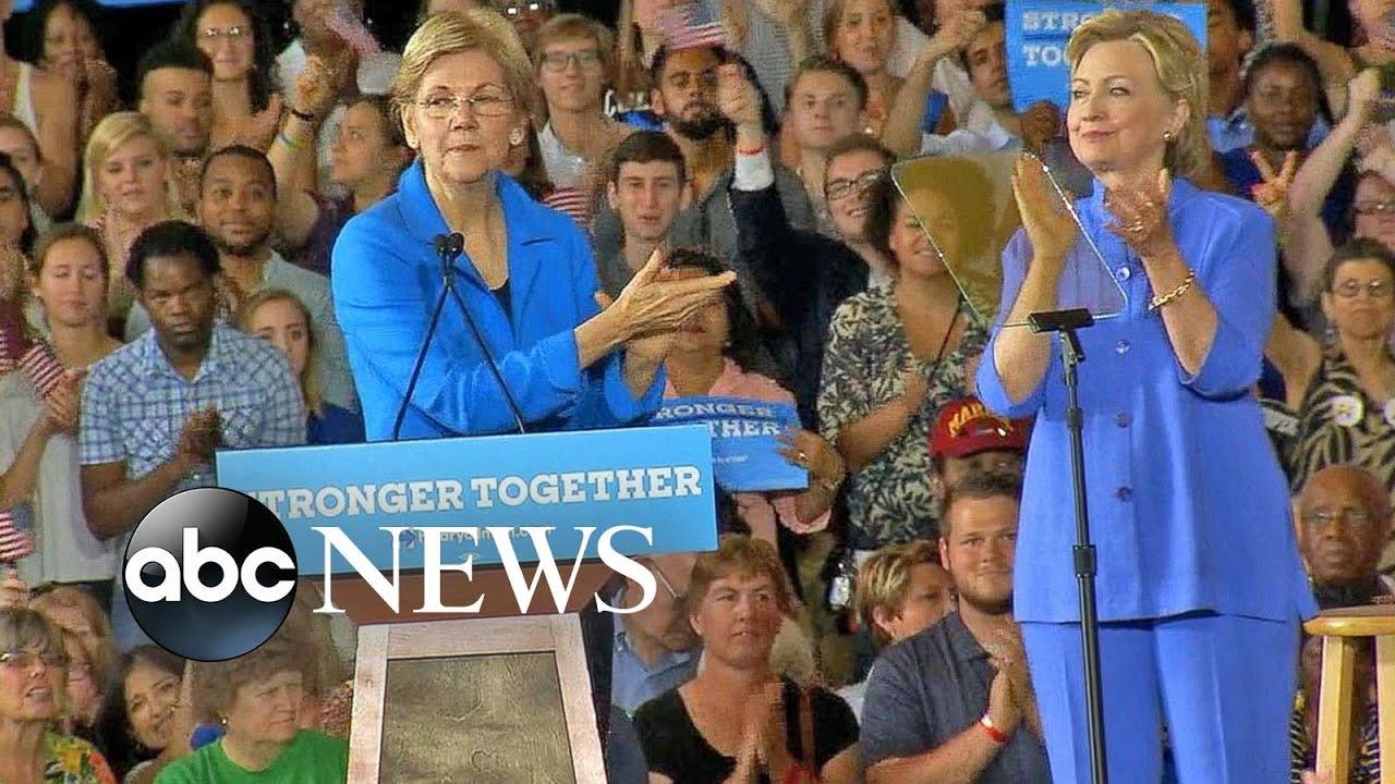 Elizabeth Warren says she won't get 'Hillary'd' in 2020