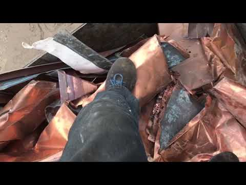 Scrap copper   SOLD!!!