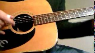 Andy Moser Flat-Top Pickin