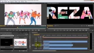 Tutorial Adobe Premier Pro Membuat Video Text