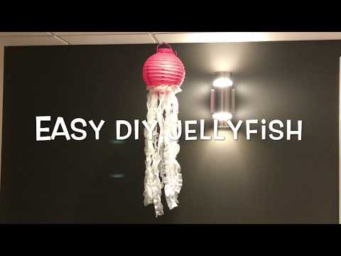 Easy DIY Jellyfish