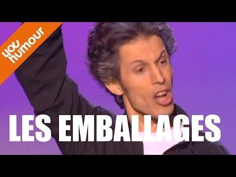 Pascal BRAU, Les emballages