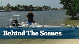 Florida Sport Fishing TV Season One Behind The Scenes On The Boats