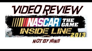 NASCAR The Game 2013 Video Review [PS3/X360/PC]