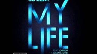 My Life - 50 Cent feat. Eminem & Adam Levine Instrumental (One Man band Cover)