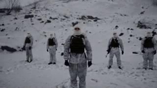 Бійці 2-ї ОТГ ДУК ПС передають з передової побратимам вітання та естафету #22PushupChallenge