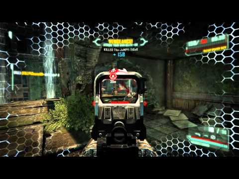 Crysis 3 Multiplayer #097 - 2vs1 DSG Practice Game | FINANCIAL DISTRICT