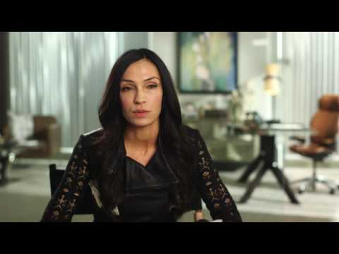 "The Blacklist: Redemption || Famke Janssen – ""Susan 'Scottie' Hargrave"" Interview 