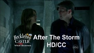 "Castle 5x01 ""After The Storm"" -"" We should have done that 4 years ago""  (HD/CC/L↔L orTranslatable)"
