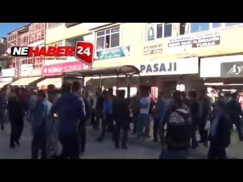 Erzincan'da Pkk'lılara Meydan Dayağı - www.nehaber24.com
