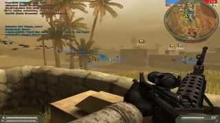 Battlefield 2 Online Multiplayer Gameplay 2015-01-09 Super@ - S3