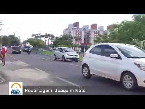 Córrego na avenida Fraga Maia causa transtornos aos moradores