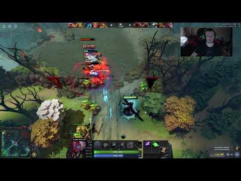 видео: dota 2 гайд dark willow