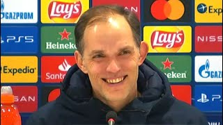 Atletico Madrid 0-1 Chelsea - Thomas Tuchel - Post-Match Press Conference - Champions League