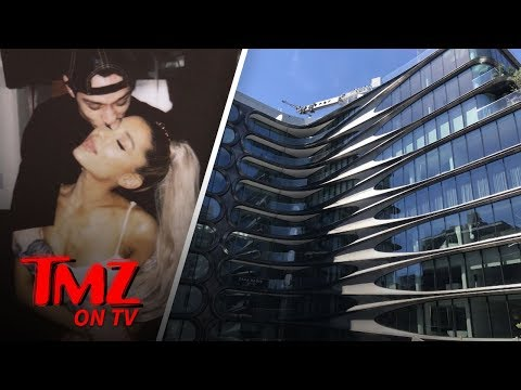 Ariana Grande and Pete Davidson Move Into $16 Million NYC Apartment  TMZ TV