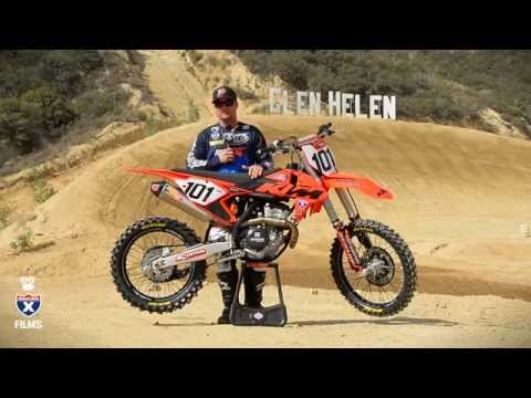 Racer X Films 2016 KTM 350 SX-F