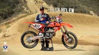 After riding the 2016 KTM 350 SX-F in stock trim, I knew it would b...
