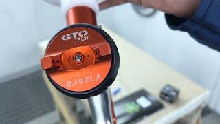 Sagola 3300 Tech 1.4 Розпакування, огляд і перше враження про краскопульте!!!