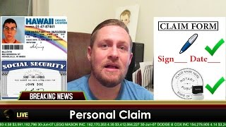 UNCLAIMED MONEY How to File a Claim?
