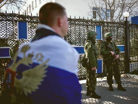 Бойцы армии России